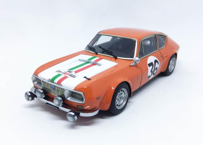 Emmebi 42 Fulvia C.Zagato TAP Rally 68 Paganelli